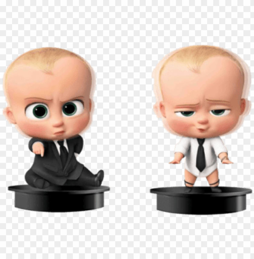 The Boss Baby Hd Boss Baby Action Figure Png Image With