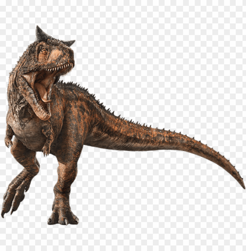 free PNG the carnotaurus in jurassic world fallen kingdom is - jurassic world fallen kingdom carnotaurus PNG image with transparent background PNG images transparent