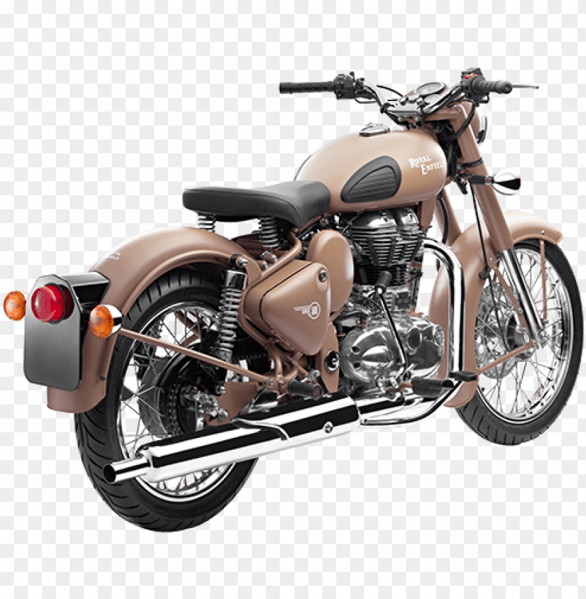 """free PNG the classic desert storm involves you with a """"sand"""" - royal enfield classic 350 khaki PNG image with transparent background PNG images transparent"""