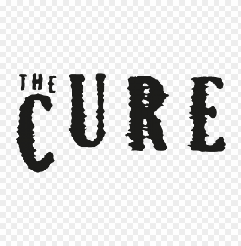 free PNG the cure vector logo free download PNG images transparent