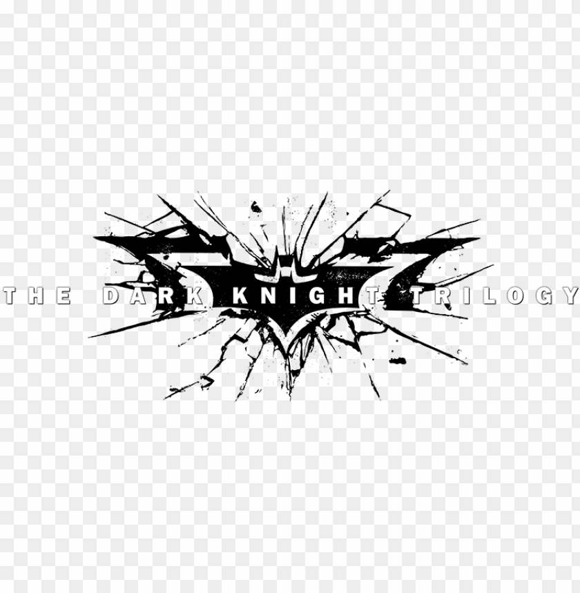 free PNG the dark knight rises logo png banner free - dark knight trilogy special edition blu ray PNG image with transparent background PNG images transparent