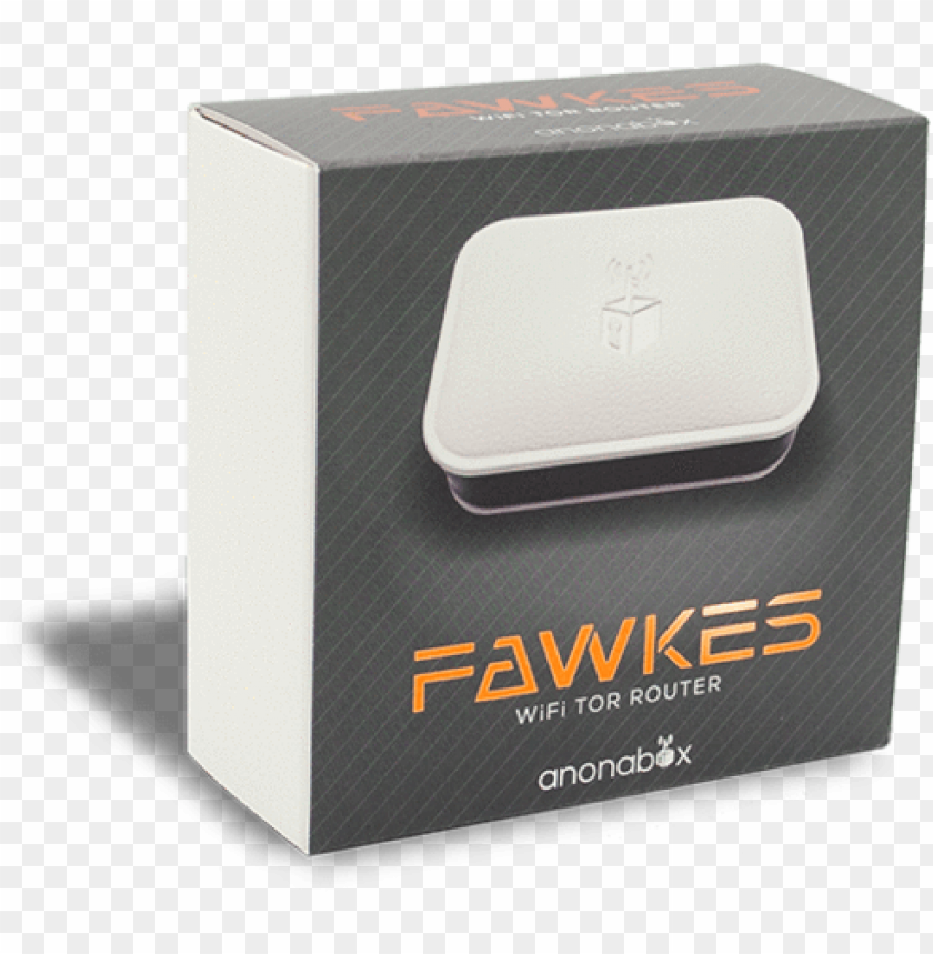 free PNG the fawkes encrypted wifi router - anonabox PNG image with transparent background PNG images transparent