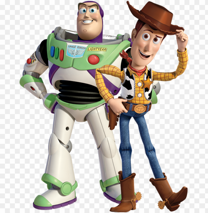free PNG the film received three academy award nominations, - jessie buzz and woody PNG image with transparent background PNG images transparent