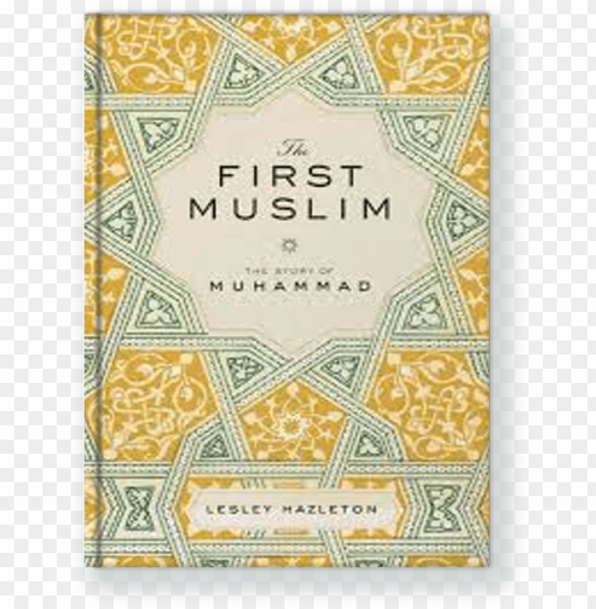 free PNG the first muslim - first muslim: the story of muhammad [book] PNG image with transparent background PNG images transparent