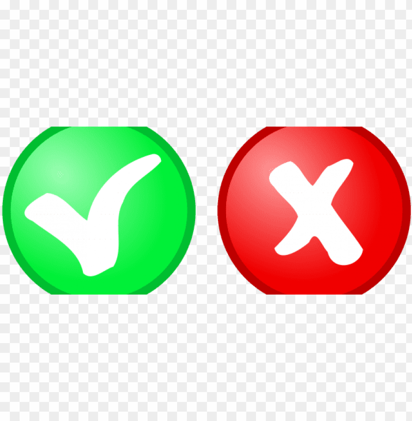 free PNG the gallery for > correct and wrong png - right and wrong symbol PNG image with transparent background PNG images transparent