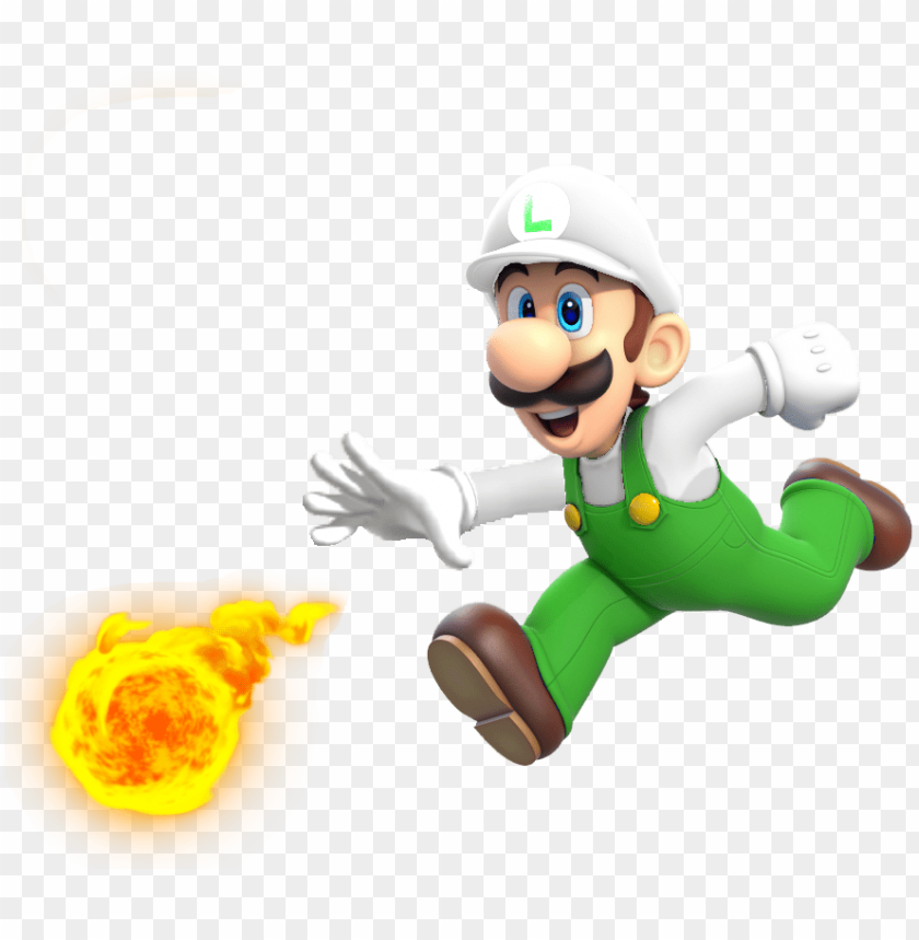 The Gallery For Wario And Waluigi And Mario And Luigi Super Mario 3d World Fire Luigi Png Image With Transparent Background Toppng