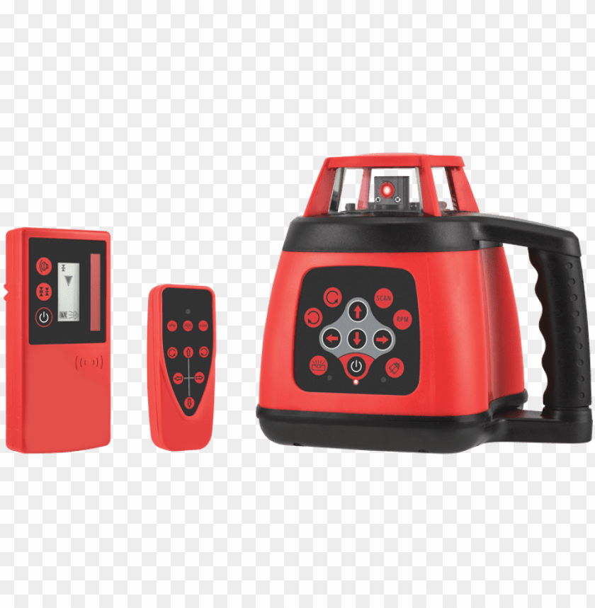 free PNG the general a3 pro is a red beam rotary laser designed - general - green beam rotary laser level - 70039 PNG image with transparent background PNG images transparent