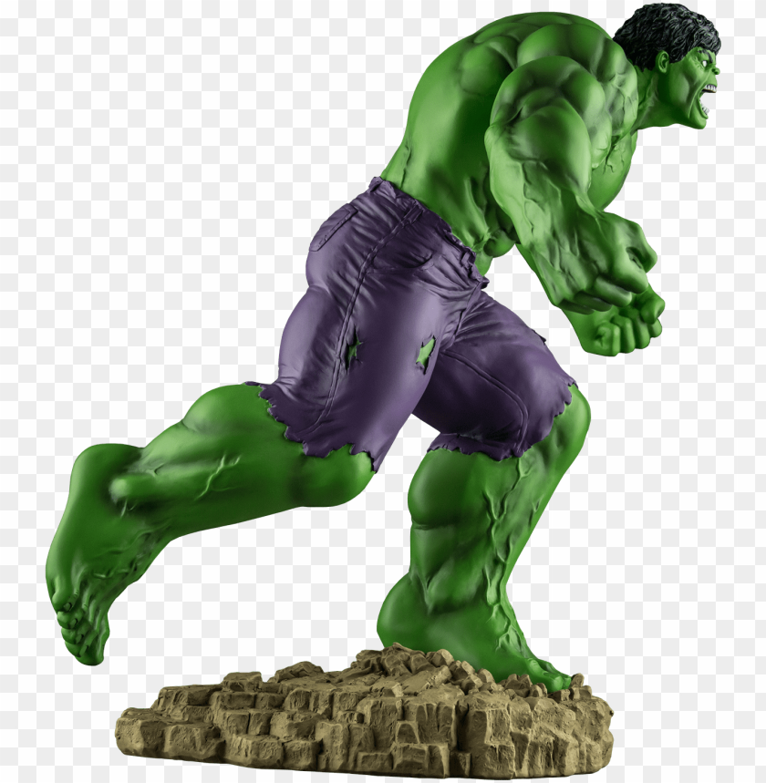 free PNG the incredible hulk limited edition 1/6th scale statue - the incredible hulk PNG image with transparent background PNG images transparent