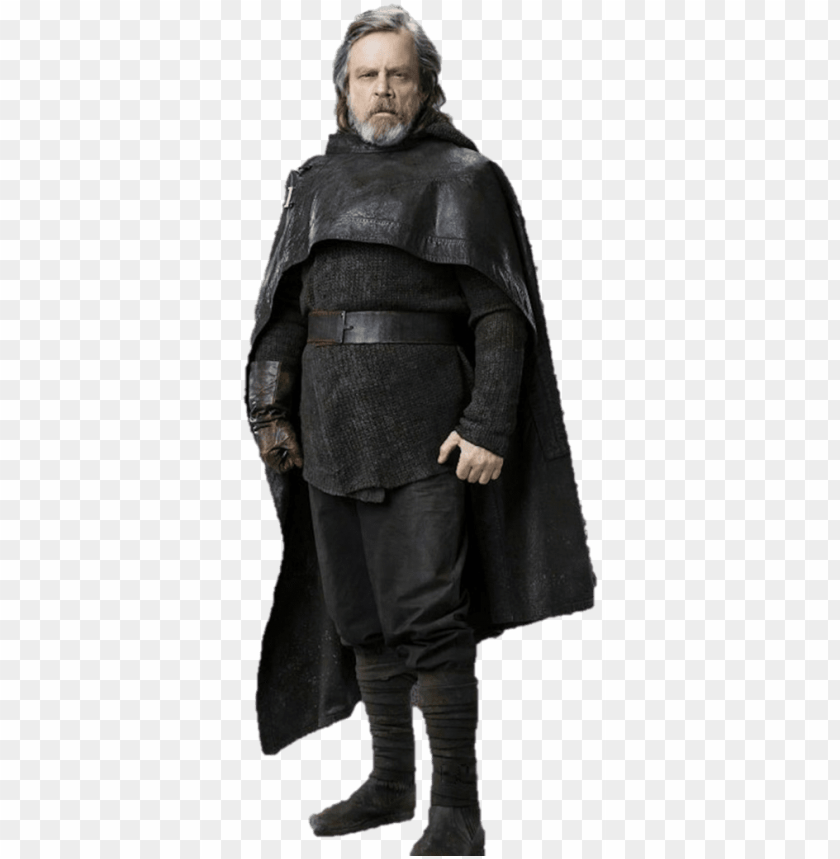 free PNG the last jedi luke skywalker 2 png by captain kingsman16-dbx3qj5 - luke skywalker the last jedi outfit PNG image with transparent background PNG images transparent