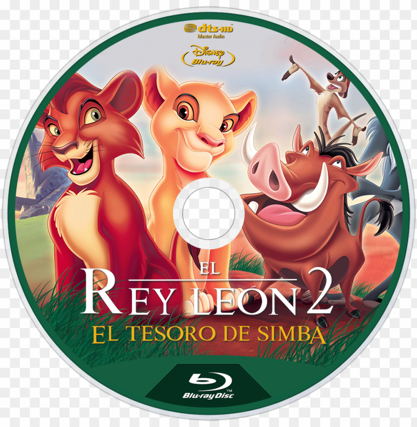 free PNG the lion king ii - lion king 2 simba's pride special edition dvd PNG image with transparent background PNG images transparent