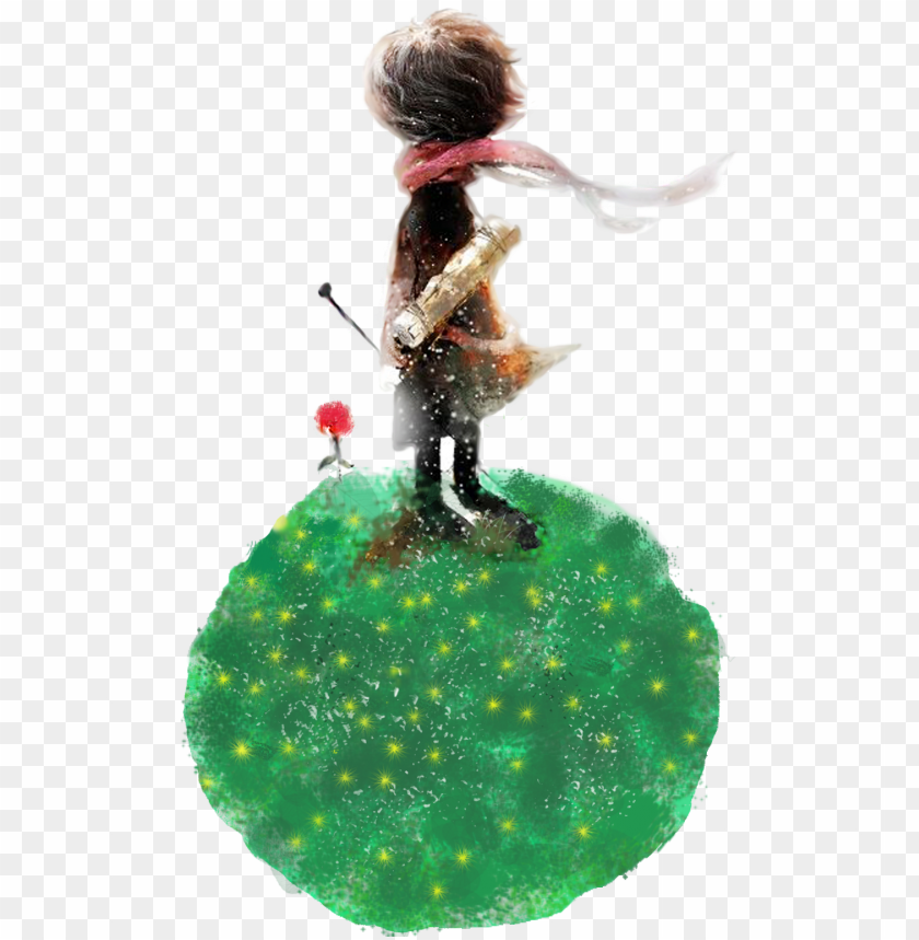 free PNG the little prince watercolor painting art - little prince drawing style PNG image with transparent background PNG images transparent