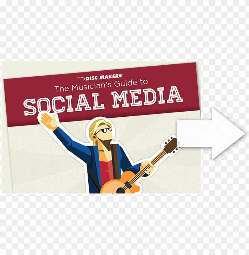 free PNG the musician's guide to social media - social media PNG image with transparent background PNG images transparent