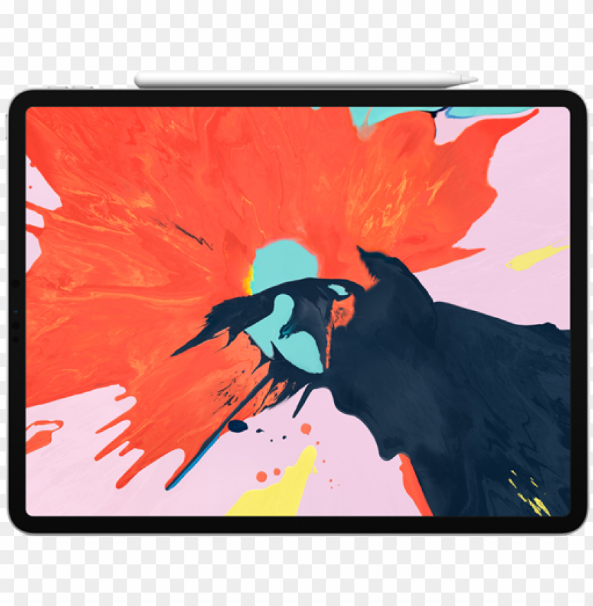 free PNG the new ipad pro - ipad pro 2018 price in india PNG image with transparent background PNG images transparent
