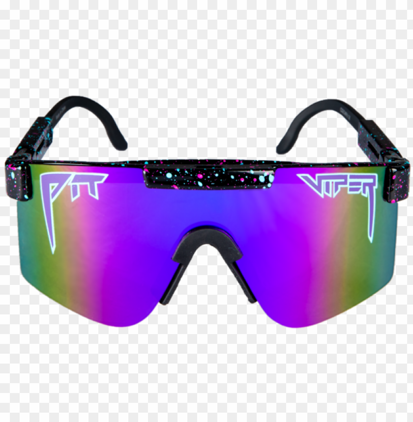 free PNG the night falls black and purple pit viper sunglasses - sunglasses PNG image with transparent background PNG images transparent
