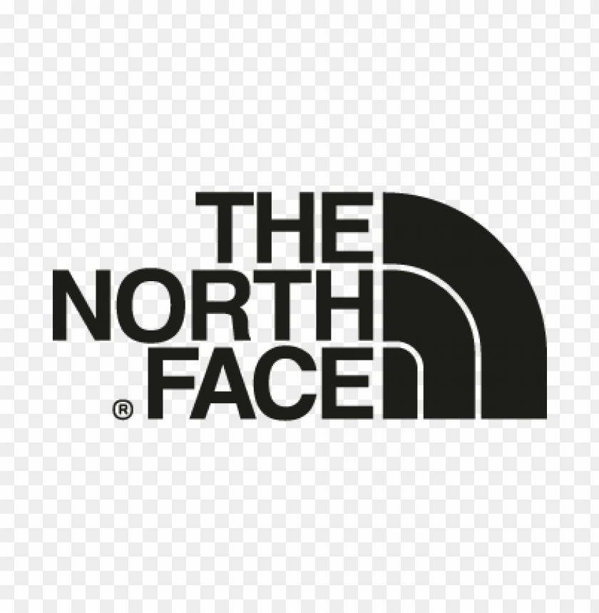 The North Face Eps Vector Logo Download Free Toppng