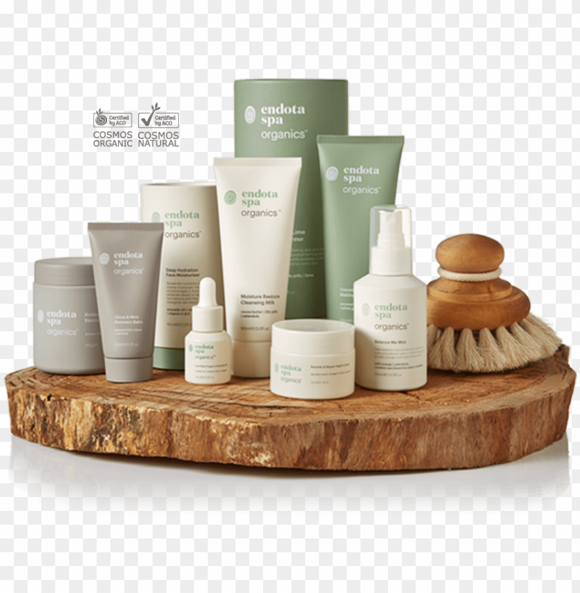 The Only Skincare Products I Use Endota Spa Png Image With Transparent Background Toppng