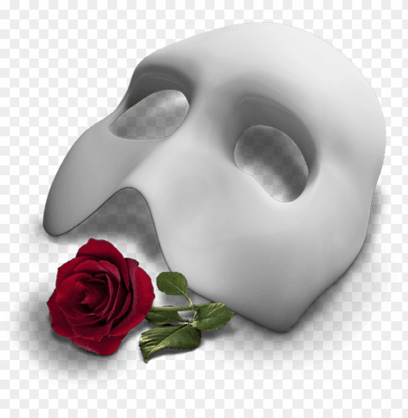 The Phantom Of The Opera Mask Logo Png Image With Transparent Background Toppng