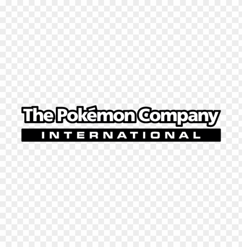 free PNG the pokémon company logo vector PNG images transparent