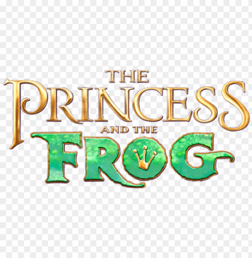 The Princess And The Frog Logo Princess And The Frog Tiana