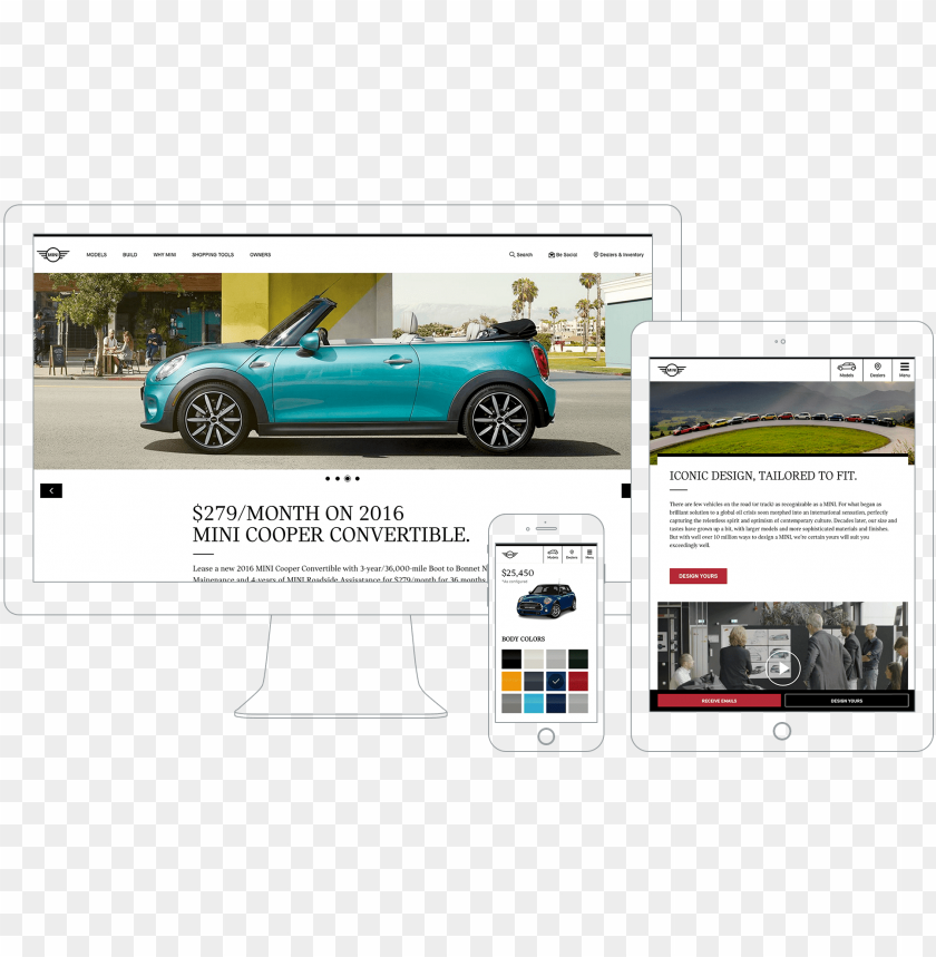 free PNG the site is continually one of the top-ranked in the - mini convertible campaign site PNG image with transparent background PNG images transparent