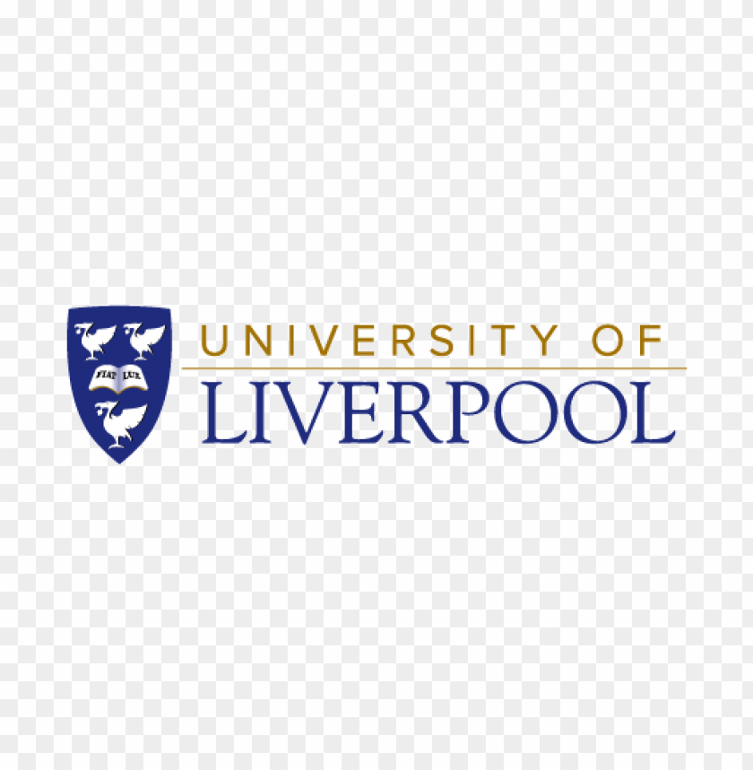 The University Of Liverpool Logo Toppng