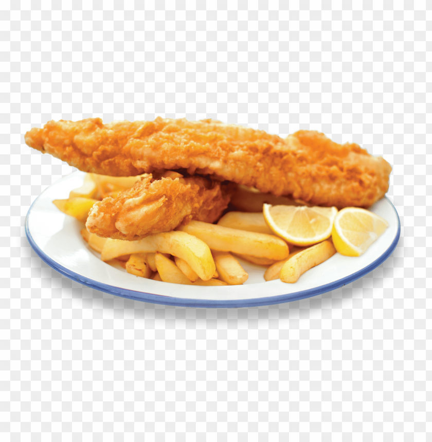 free PNG the wigmore all day dining - fried fish with fries PNG image with transparent background PNG images transparent