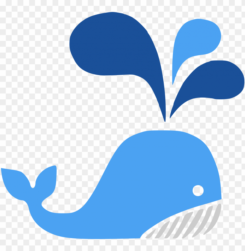 free PNG the wolf of crypto whale logo - clip art PNG image with transparent background PNG images transparent