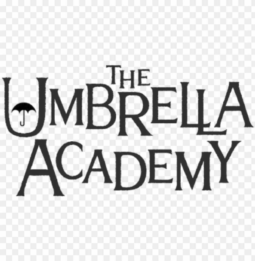 free PNG , the wunderkind brood returns in the umbrella academy - umbrella academy logo PNG image with transparent background PNG images transparent