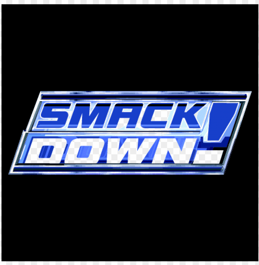 free PNG the wwe has had smackdown on since 1999, for a whopping - wwe smackdown old logo PNG image with transparent background PNG images transparent