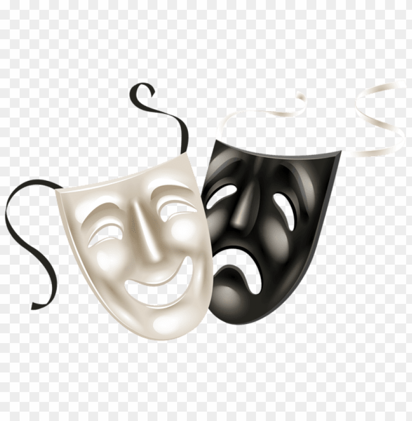 free PNG Download theater masks png clipart png photo   PNG images transparent