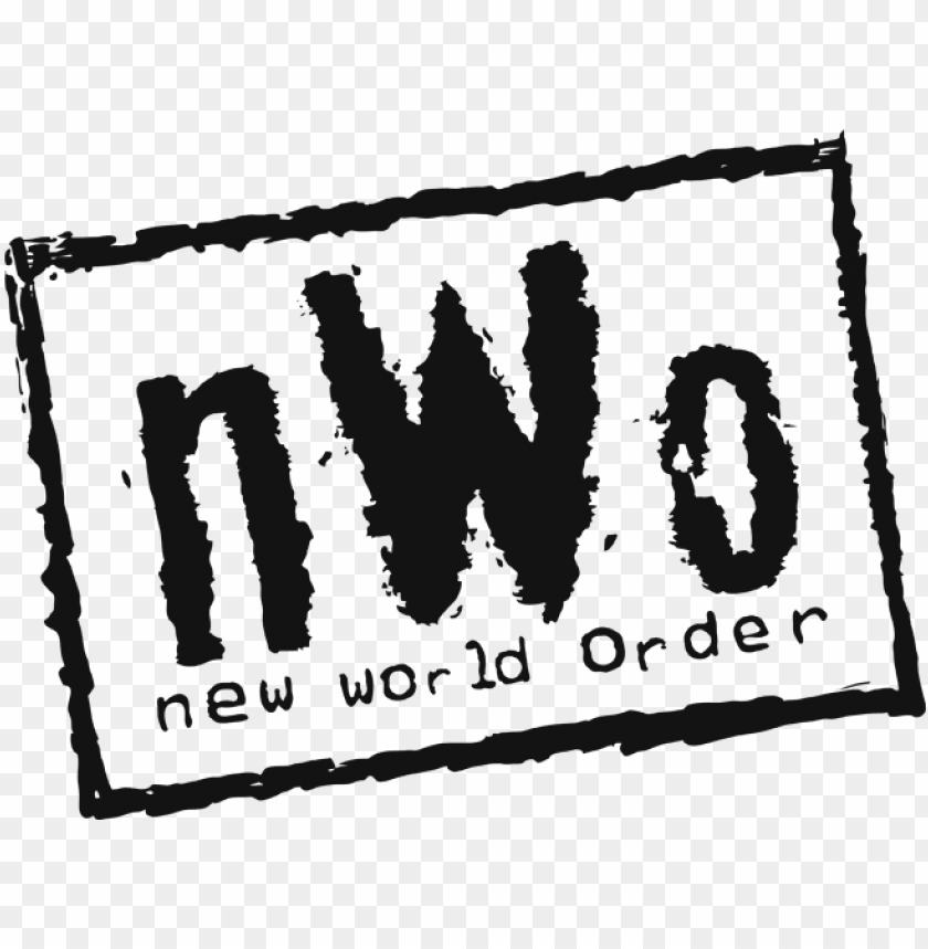 free PNG thebottomrope quiz wcw or nwo nwo - wwe nwo logo PNG image with transparent background PNG images transparent