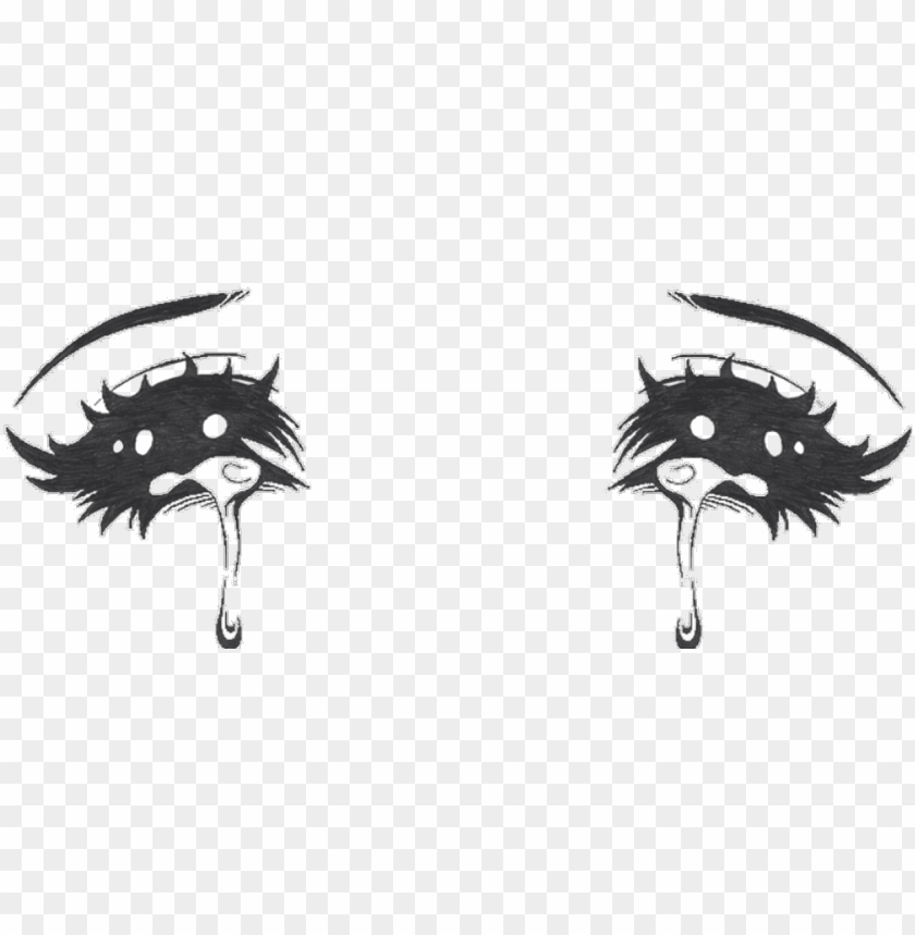 free PNG these eyes xxx - anime eyes cryi PNG image with transparent background PNG images transparent