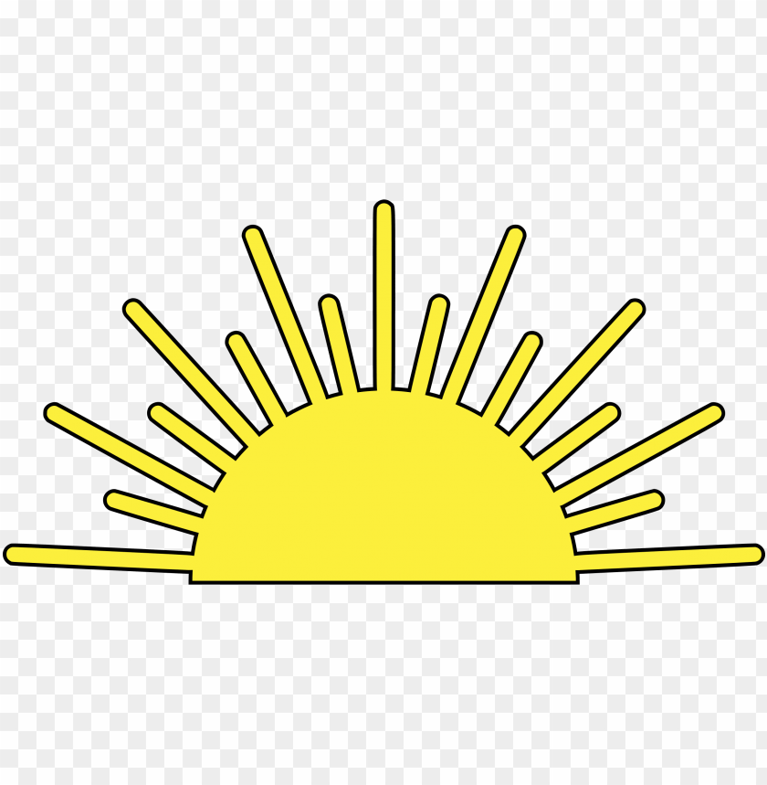 free PNG this free icons  design of 17 rays sun png - Free PNG Images PNG images transparent