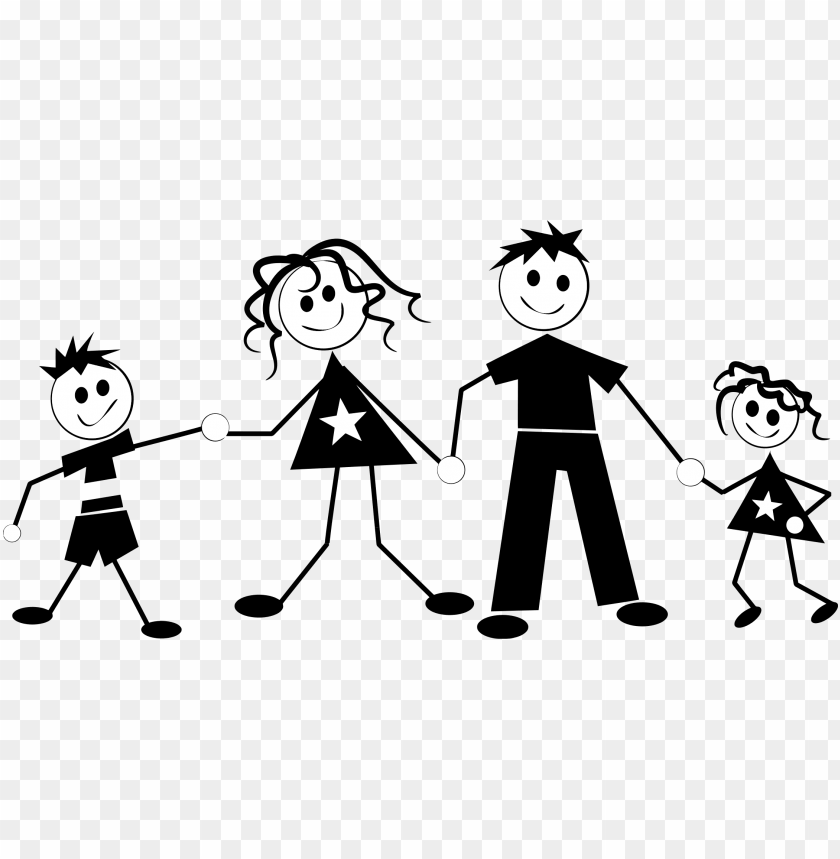 free PNG this free icons png design of stick figure family 3 PNG image with transparent background PNG images transparent
