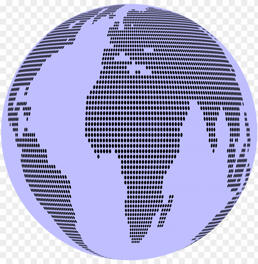 free PNG this free icons png design of world map dots 3 globe PNG image with transparent background PNG images transparent