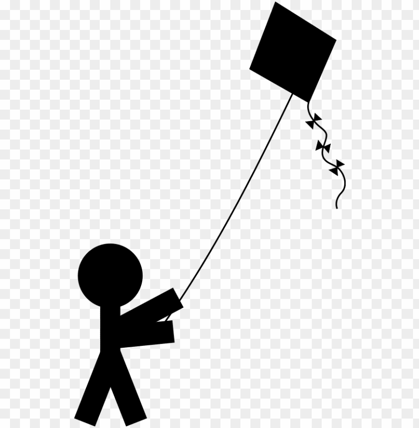 free PNG this free s design of child with a kite silhouette - kite silhouette PNG image with transparent background PNG images transparent