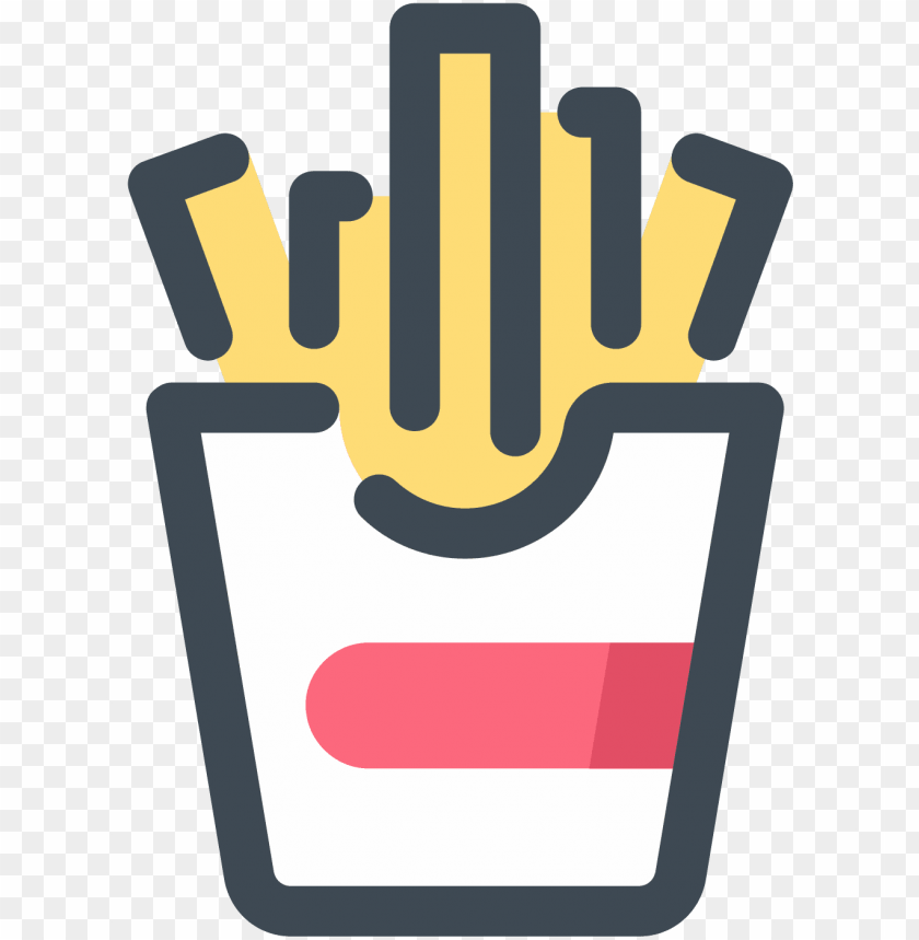free PNG this icon is a part of a collection of chips flat icons - chips icon png - Free PNG Images PNG images transparent