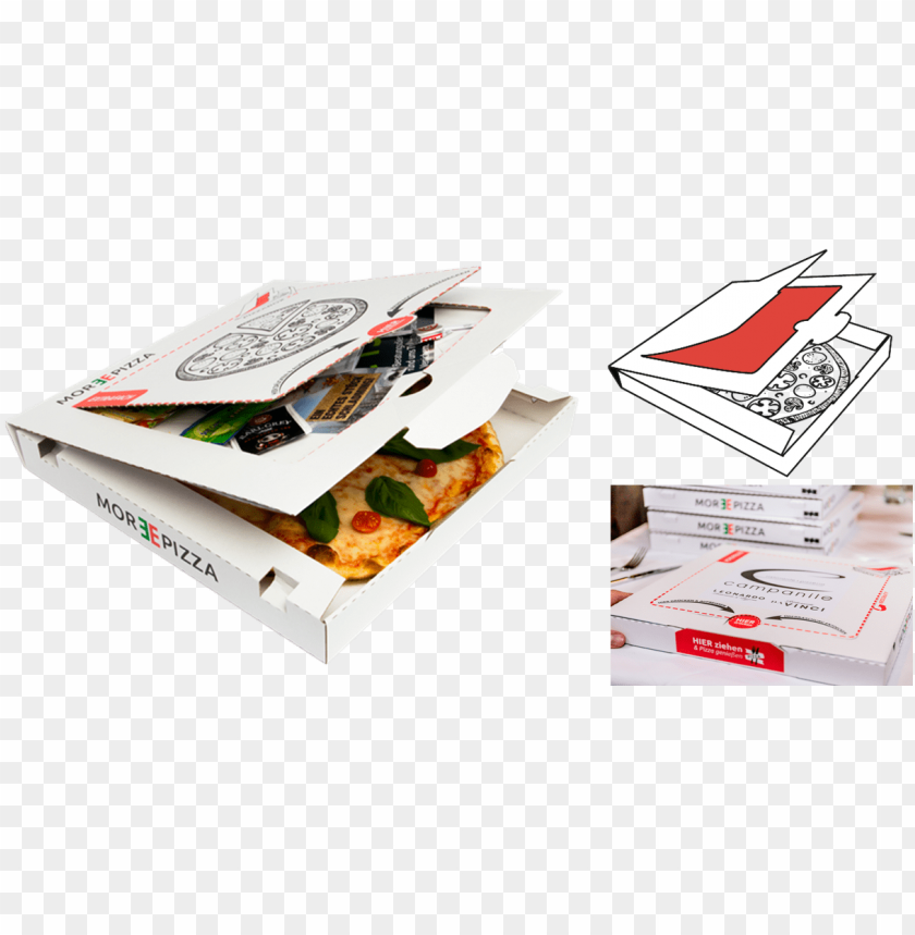 free PNG this innovative pizza box is more than a box - pizza box 2.0 PNG image with transparent background PNG images transparent