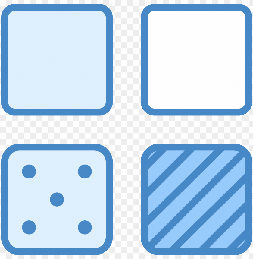 free PNG this is a picture of four small squares in organized PNG image with transparent background PNG images transparent