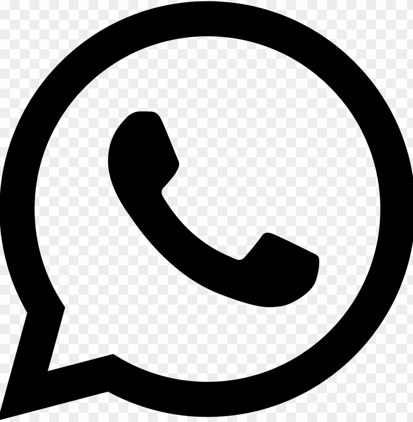 free PNG this is the logo for whatsapp - whatsapp logo vector PNG image with transparent background PNG images transparent