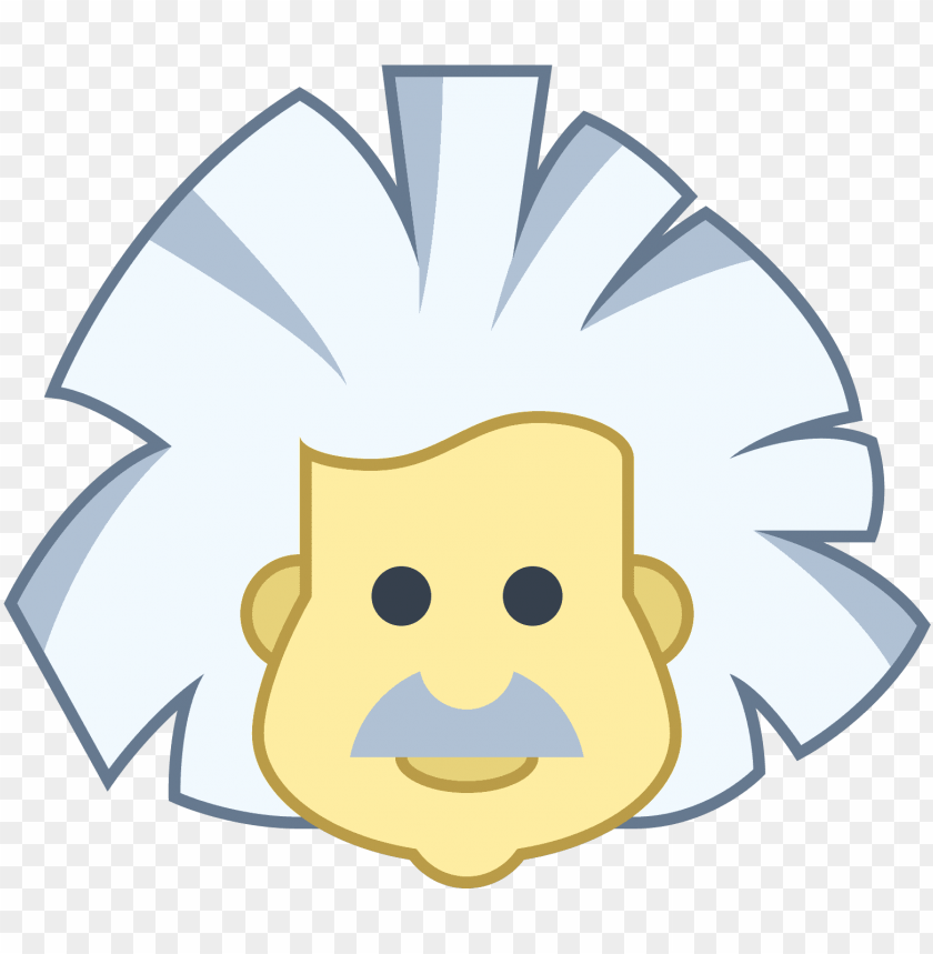free PNG this looks like einstein's beautiful face - icon png - Free PNG Images PNG images transparent