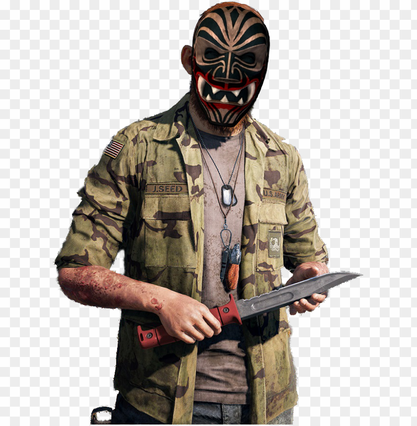 free PNG this mod also includes a little special thing in it - jacob far cry 5 PNG image with transparent background PNG images transparent