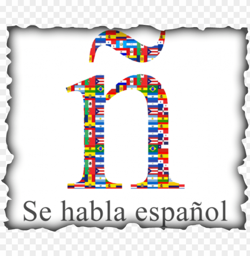 free PNG this website is a one stop shop for all things related - habla espanol PNG image with transparent background PNG images transparent