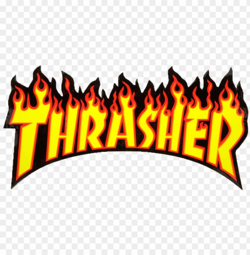 free PNG thrasher magazine flame logo png download - thrasher magazine flame logo PNG image with transparent background PNG images transparent