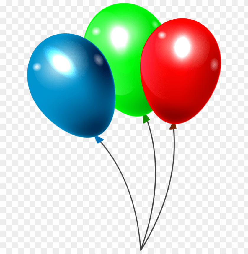 free PNG Download three balloons png clipar png images background PNG images transparent