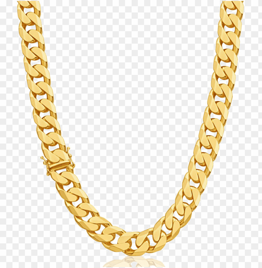 free PNG thug life chain png picture - gold chain png for picsart PNG image with transparent background PNG images transparent