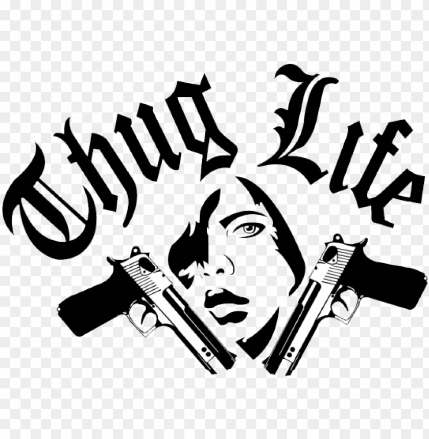 free PNG thug life drawi PNG image with transparent background PNG images transparent