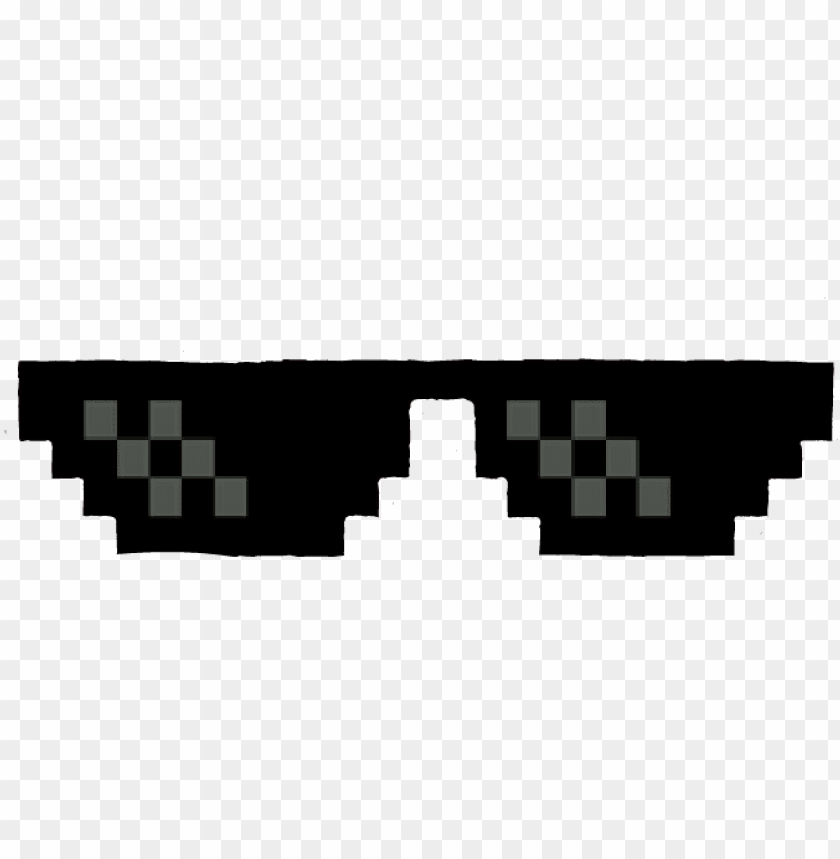 Thug Life Glass Png Image With Transparent Background Toppng