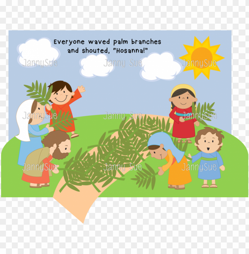 free PNG thumb - palm sunday PNG image with transparent background PNG images transparent