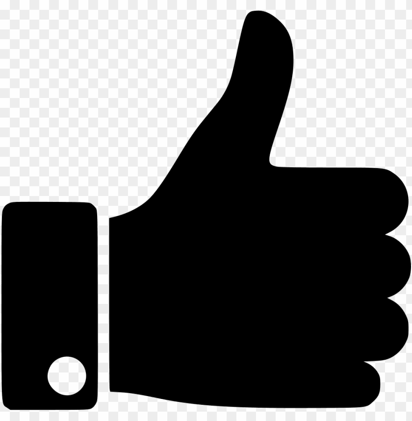 free PNG thumb up arrow vote like comments - youtube like button PNG image with transparent background PNG images transparent